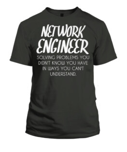 A Network Engineer Solves All Problems