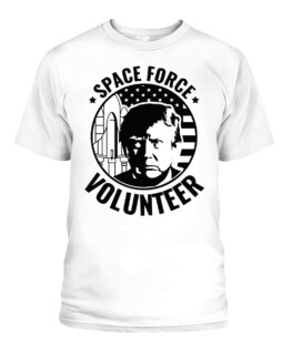Trump Space Force T Shirt