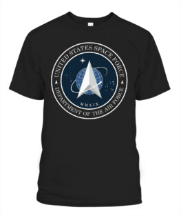 United States Space Force T Shirt