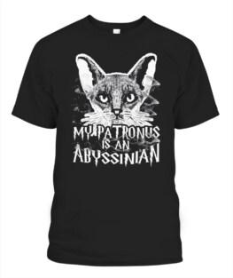 Abyssinian Cat Shirt - My Patronus Abyss