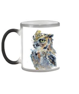 Ceramic Mugs - Color changing