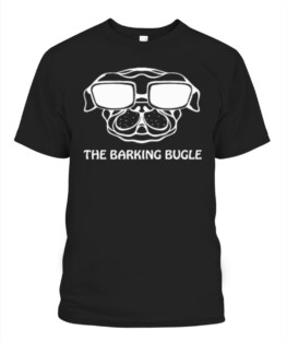 Bark Dog Sunglasses Pug Cool Dog Lover