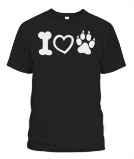 Dog Owner Pet German Shepherd Pug Lover Paw 9q