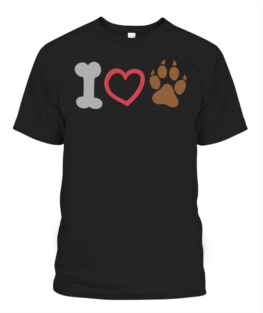 Dog Owner Pet German Shepherd Pug Lover Paw Q0