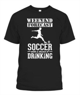 Soccer Weekend Forecast  Drinking