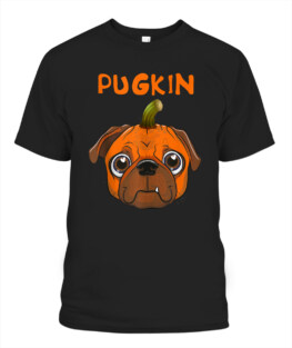 Funny Pugkin Pug Pumpkin Dog Lover Halloween Party Costume Tank Top