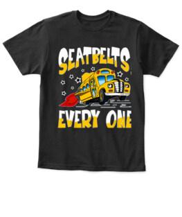 Seatbelts Everyone Magic School Bus