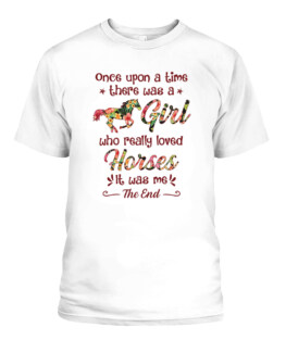 A Girl Who Really Loved Horses, Horse Gifts For Girls