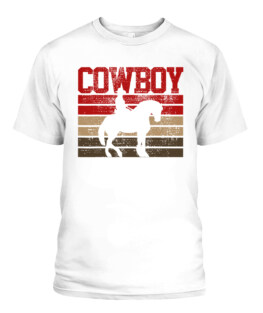 Cowboy Rodeo Horse Gift Country