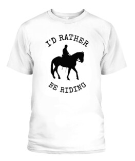 Horse Riding T Shirts for Girls
