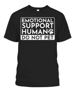 Emotional Support Human Service Do Not Pet
