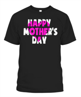 Mothers Day 2021 Shirts Cute Heart Family Matching Mom Mommy T-Shirt
