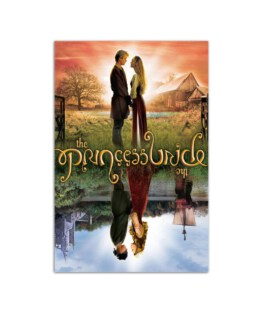 """The princess the uncle Wall Poster Vertical 7x11"""" 16x24"""" 24x36"""""""
