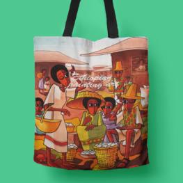 Ethiopian painting art