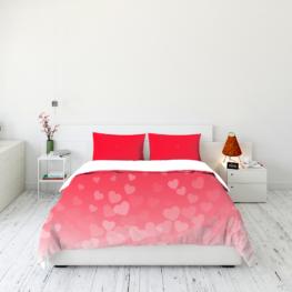 Sweet love bedding set