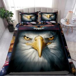 American Eagle Bedding Set