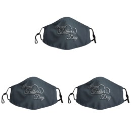 Cloth Face Mask 3 Pack