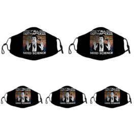 Cloth Face Mask 5 Pack