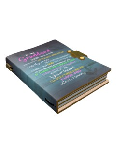 notebook grandma