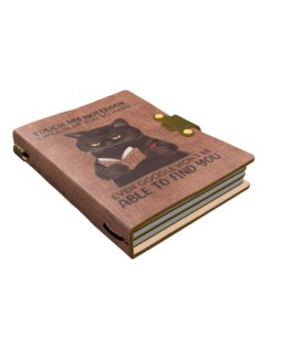 Note Book Cats
