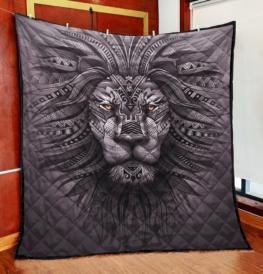 Lion-Quilt