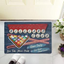 Personalized Billiard Club Good Times