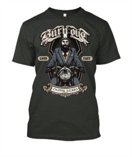 Burn Out your Dapper Riders now