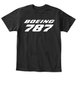 Boeing 787 New T-shirt
