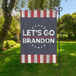 Let'S Go Brandon Fjb Garden Flag