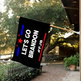 Flag 3x5 Outdoor Banner Let's Go Brandon Fjb Flags