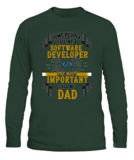 software developer dad