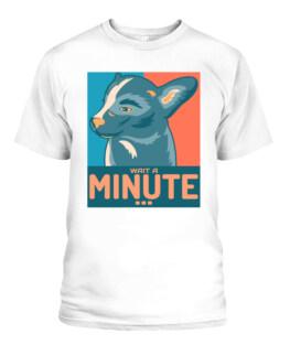 Wait A Minute Cool Dog