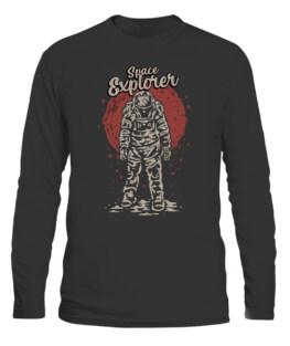 Space explorer astronaut