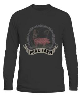 Vintage pork farm