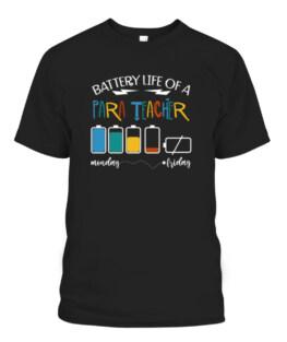 PURPLE Para Teacher  A Battery Life Of A Paraprofessional PARA