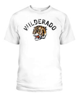 Tiger Wilderado Merch Tee Shirt