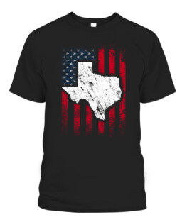 Vintage American US Flag Texas Austin Shirt Funny Gift T-Shirts, Hoodie, Sweatshirt, Adult Size S-5XL