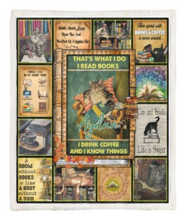 That What I Do I Read Book 60x80 Inch Adult Blanket