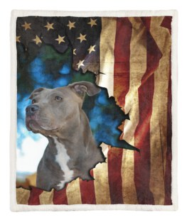 Personal Dog 60x80 Inch Adult Blanket
