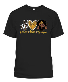 Scorpio Party Costume Black Woman Girl T-Shirts, Hoodie, Sweatshirt, Adult Size S-5XL