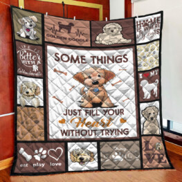 Some Things Full Size Quilt King Queen Twin Throw