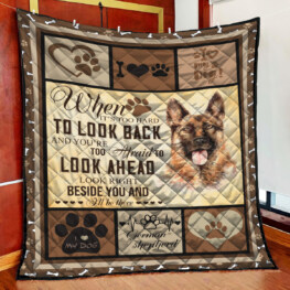 When Dog Its Too Hard Full Size Quilt King Queen Twin Throw