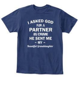 I Asked God For A Partner In Crime He Sent Me My Granddaughter