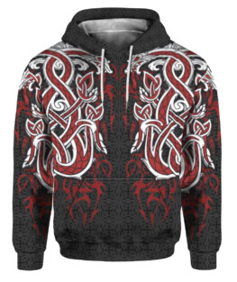 Dragon Tattoo 3D All Over Print | For Men & Women | Adult | HT8652a