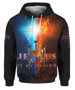 Jesus God 3D All Over Print | For Men & Women | Adult | HT7843a