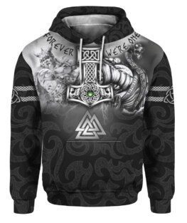 Viking Thor 3D All Over Print | For Men & Women | Adult | HT2027a