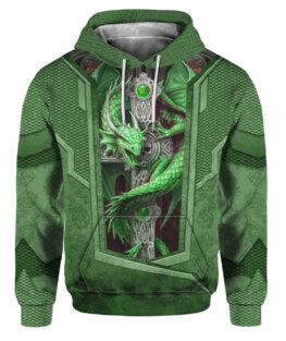 Dungeon Dragon 3D All Over Print | For Men & Women | Adult | HT1610
