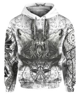 Viking God Odin 3D All Over Print | For Men & Women | Adult | HP1243